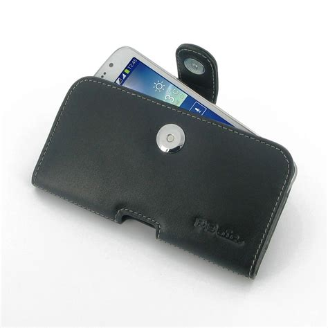 Leather Samsung Galaxy Grand 2 samsung galaxy grand 2 leather holster belt clip
