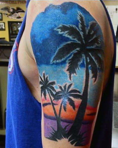tattoo arm beach 60 awesome beach tattoos tattoo beach and tatting