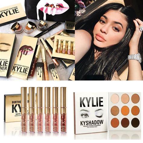 Kylie Jenner Makeup Gift Card - kylie jenner collection lipstick eyeshadow bronze palette set makeup xmas gift ebay
