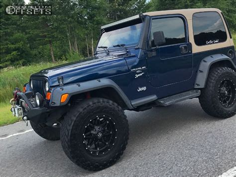 2001 Jeep Wrangler Fuel 2001 Jeep Wrangler Fuel Hostage Country Suspension