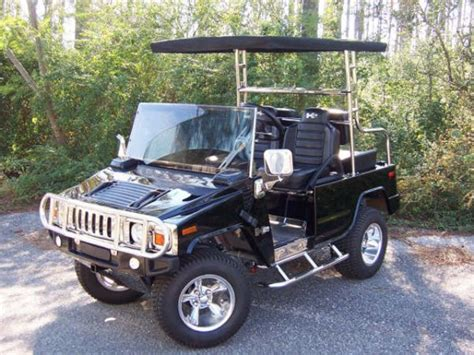 hummer golf cart black h2 hummer golf cart yes yes yes