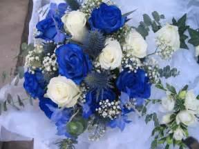 blue wedding flowers beautiful blue wedding flowers ipunya