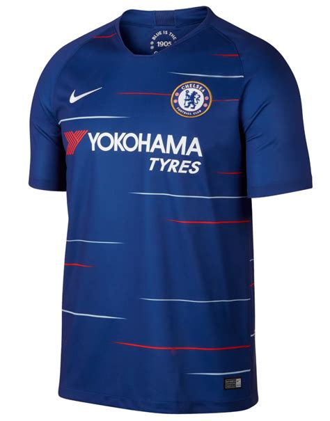 Jersey Chelsea Home 2019 new cfc jersey 2018 2019 chelsea fc home shirt 18 19 football kit news
