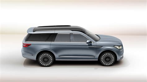 New Lincoln Concept by Lincoln Surprises Everyone With New Navigator Concept