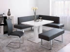 Dining Table With Bench Seats » Home Design 2017