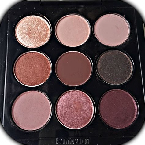 Eyeshadow X 9 Burgundy Times Nine melody m a c eyeshadow x 9 burgundy times nine