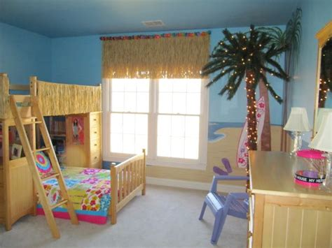 Girls Beach Themed Bedroom Sydneys Beach Bedroom My 9 Year Daugther Old Had Outgrown