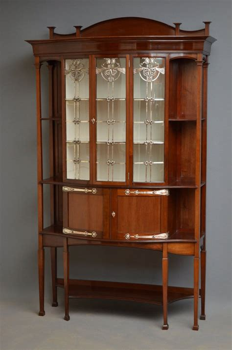 arts and crafts cabinet stylish arts and crafts display cabinet antiques atlas