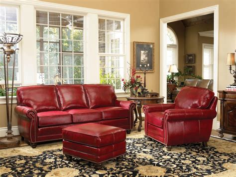 Two Brothers Furniture by Smith Brothers Living Room Three Cushion Sofa 302 10