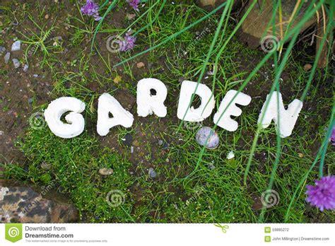 Gardening Naturally Garden Stock Photo Image 59885272