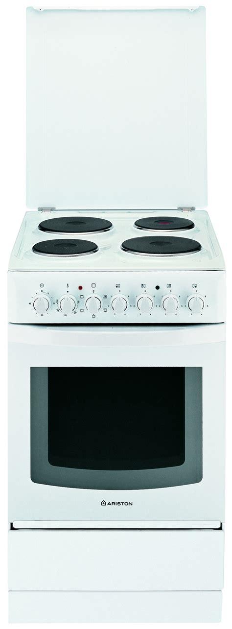 Ariston C30 N1/A5ESH2E4 Plate Electric Cooker   White