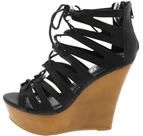 Wedges Blackkelly 15 wedges for sale cheap at 10 88 a pair