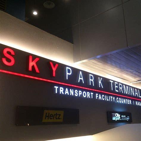 subang skypark terminal szb airport terminal  subang