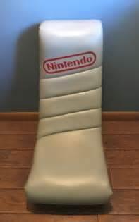 nintendo chair nintendo gaming chair low rocker nintendoretrolove