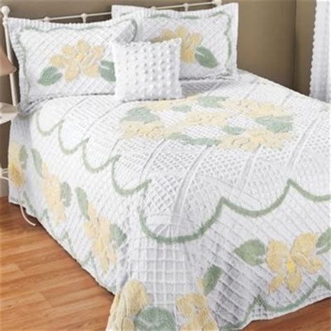 fingerhut comforter sets chenille twin bedspread emily in spring big book pt 2 from