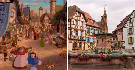 18 disney locations that were inspired by real world 18 disney movie locations you can visit in real life