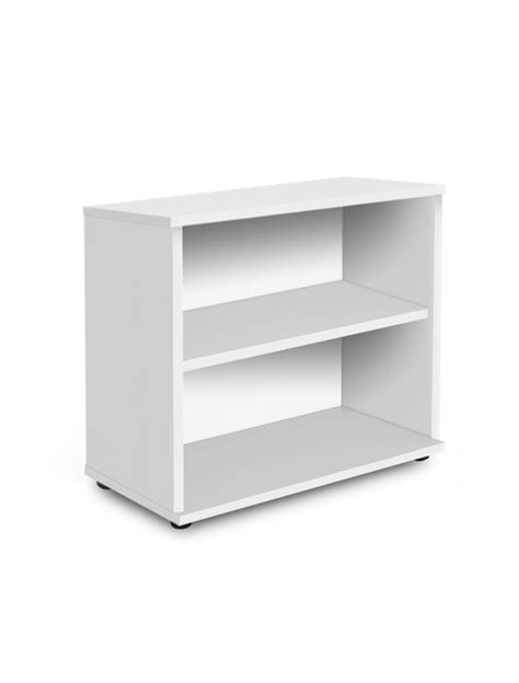 White Office Bookcase 800mm High Aspire Bookcase Et Bc 800 White Office Bookcase