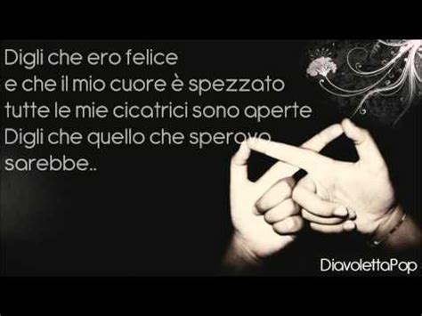 testo e traduzione impossible arthur lorenzo fragola impossible lyrics lyrics