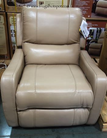 costco rocker recliner costco cheers windsor power leather recliner 499 99