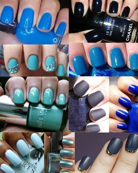 2013 trending nail colors for summer 2013 models picture