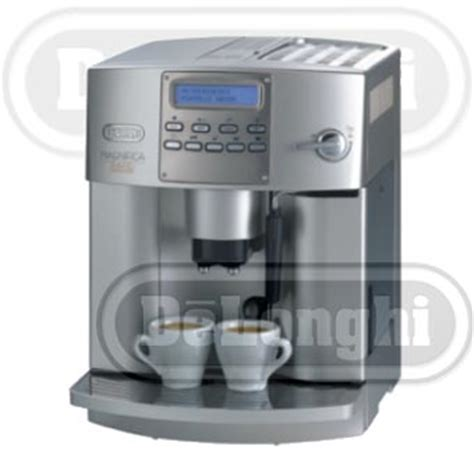 Delonghi Magnifica Gebrauchsanweisung by Delonghi Eam 3400 Rapid Cappuccino Bei Kaffeevollautomaten Org