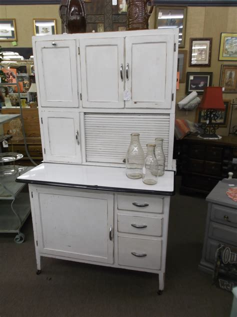 hoosier style kitchen cabinet sold hoosier style kitchen cabinet with enamel pull out