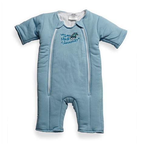 Sleepsuit Baby Preloved 1 blue cotton magic sleepsuit baby merlin s magic sleepsuit
