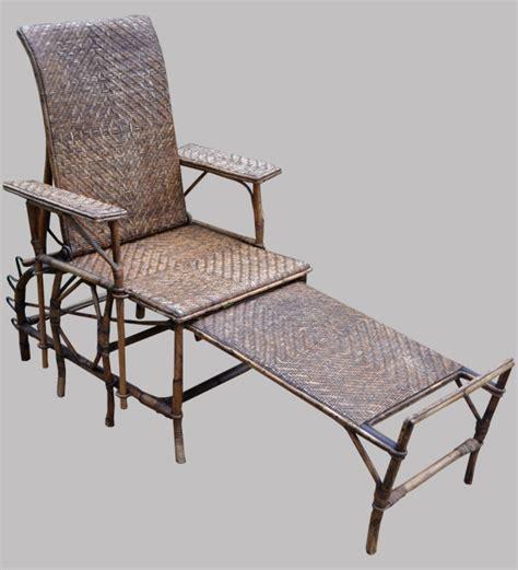 chaise longue rotin chaise longue en rotin atlub com