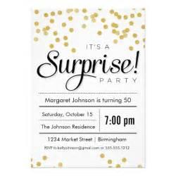 confetti invitation 5 quot x 7 quot invitation card zazzle