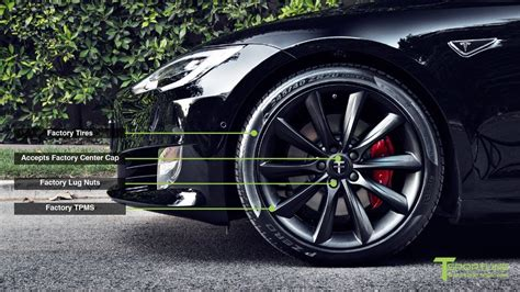 B 0012 Wheels Tesla Model X alloriginal t sportline tesla model s blacked out chrome plus 19 matte black tst wheels