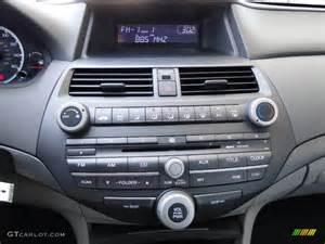 2009 honda accord lx p sedan controls photo 49649936