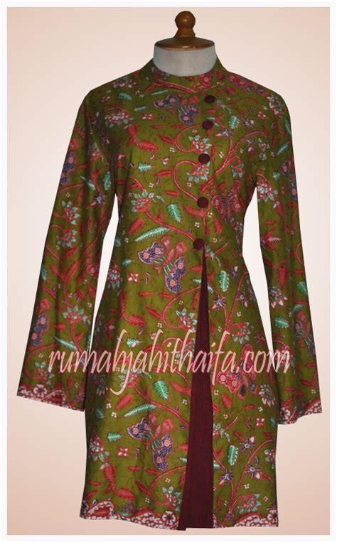 Jual Hera Style blouse batik rumah jahit haifa newhairstylesformen2014