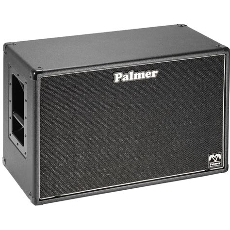 palmer pcab212 2 x 12 empty guitar cabinet at gear4music