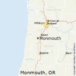best places to live in monmouth oregon