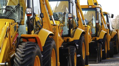 machine rental construction equipment rental