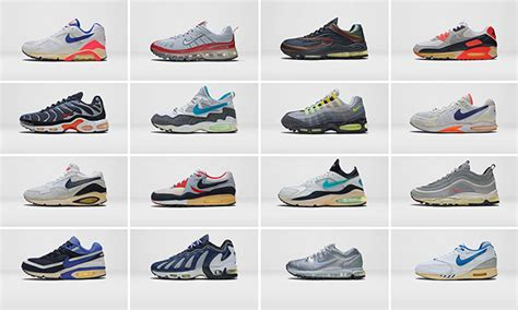 nike air max archive highsnobiety