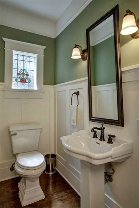 Craftsman Style Bathroom Ideas by Best 25 Craftsman Bathroom Ideas On Wood Tile