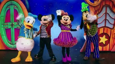 magic mickey and minnie disney doorway to live disney live productions tv spot mickey minnie s