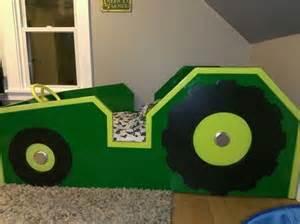 john deere bed john deere inspired tractor bed twin size custom