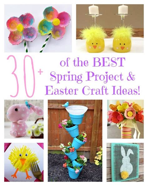 diy spring projects the best diy spring project easter craft ideas