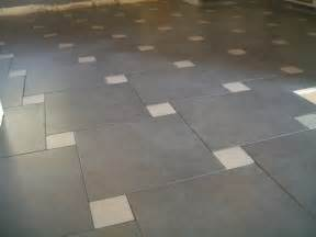 tiling patterns kitchen: pinwheel kitchen floor with inserts in loveland