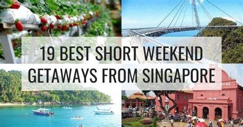 short getaways  singapore itinerary
