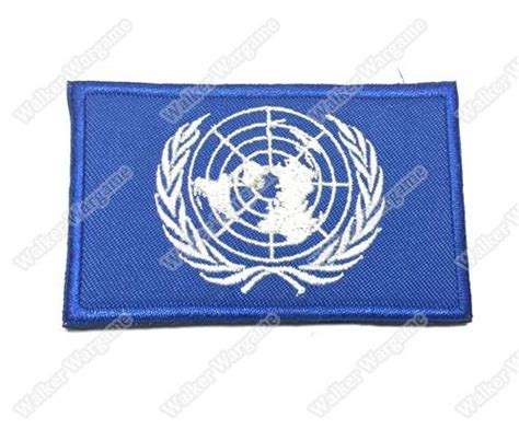 Rubber Patch Un United Nations international badges insignia b2151 un united nations