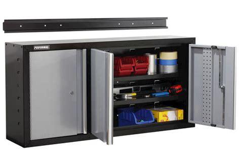 performax 2 door wall cabinet performax 174 48 quot wide 3 door all steel wall cabinet at menards 174