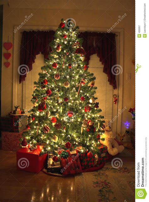 christmas tree royalty free stock photography image 406997