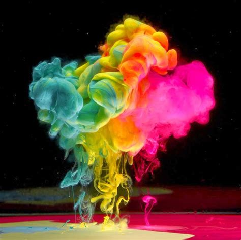 colorful explosion wallpaper color explosion wallpapers hd wallpapers