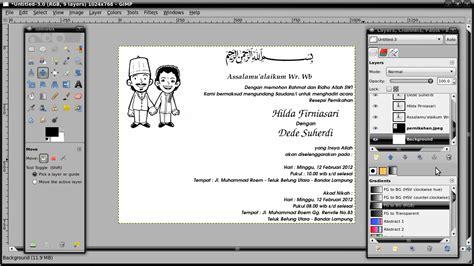 membuat kartu undangan online gratis sudut pandan9 membuat kartu undangan pernikahan sederhana