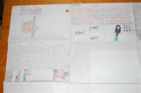 frindle book report thinking of teaching frindle storyboard