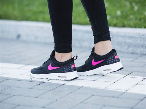 nike air max thea sneakers s shoes sneakers nike air max thea gs 814444 001