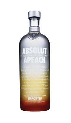 The Launch Of Premium Vodka by Absolut Apeach Vodka